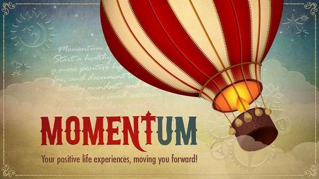 приложение Momentum