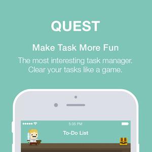 приложение Quest