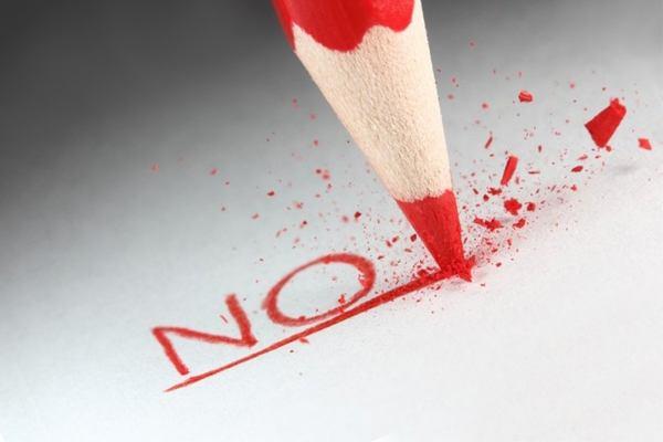 Не бойтесь сказать нет
