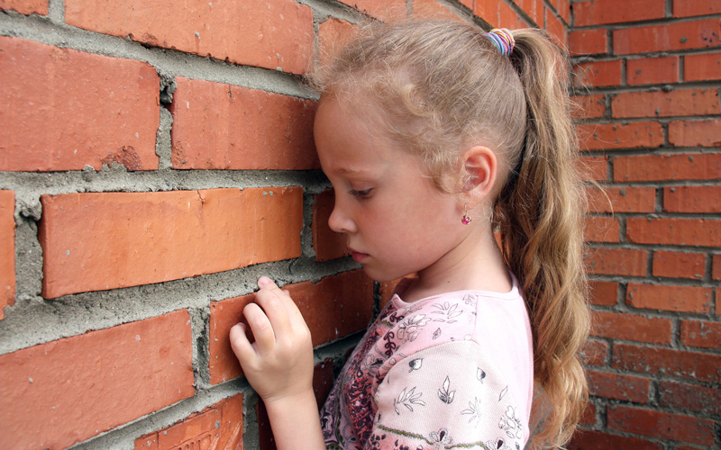 Чувство вины у ребенка