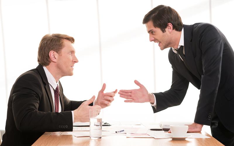 Методы решения конфликтов