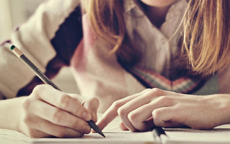 Перенос мыслей на бумагу