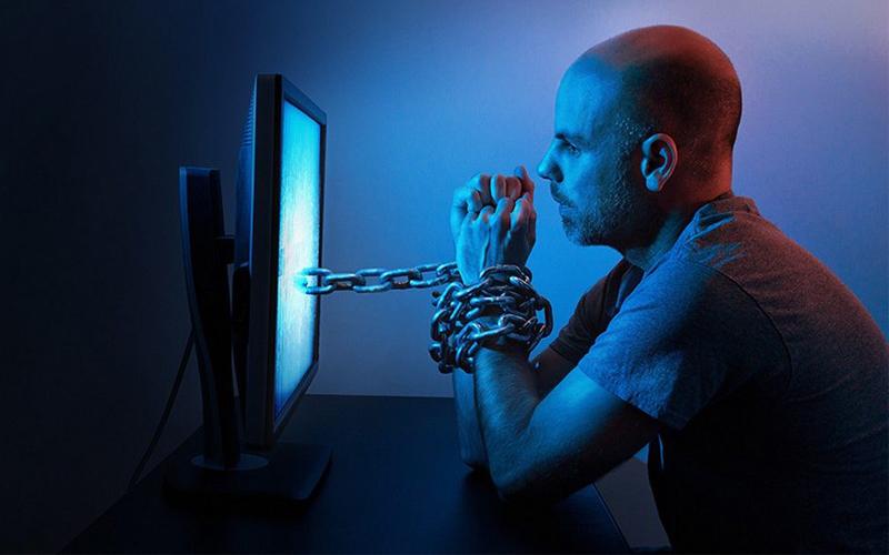 Соцсети - возникновение зависимости
