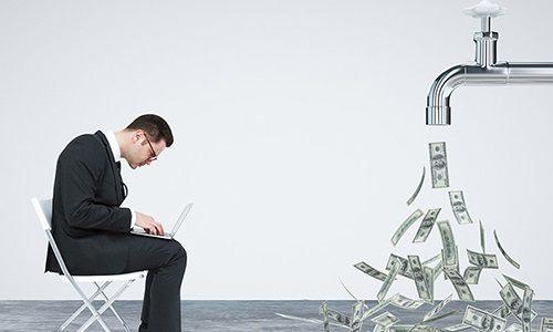 переход от активных доходов к пассивным