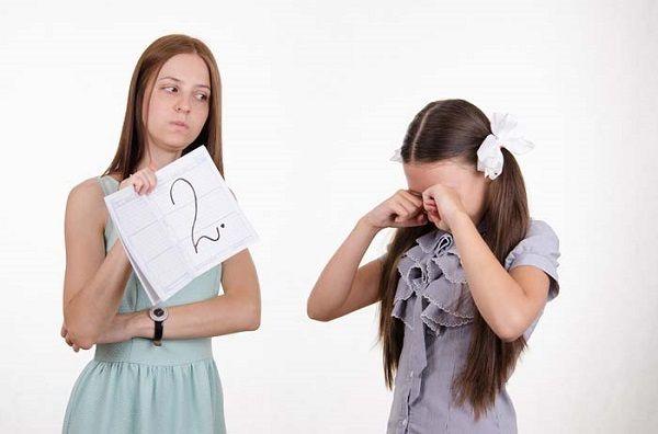 Причины появления синдрома отличника