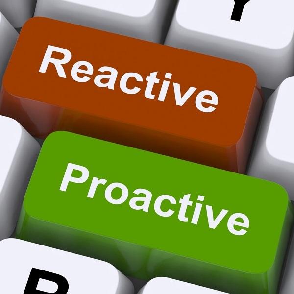 Проактивность и реактивность