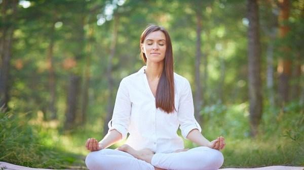 наблюдайте за дыханием при медитации