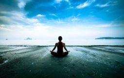учусь медитировать
