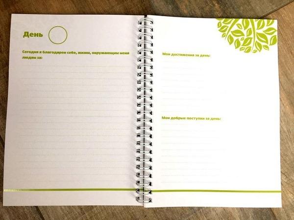 Зачем нужен дневник благодарности