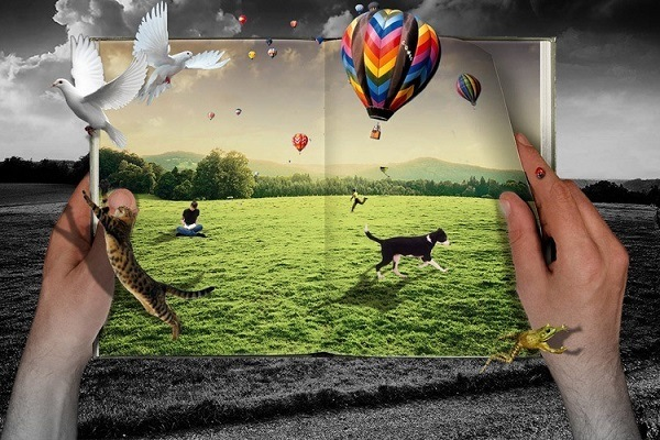 развитие воображения и креативности