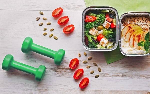 Здоровое питание и фитнес