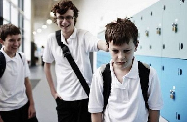 Агрессор травля в школе