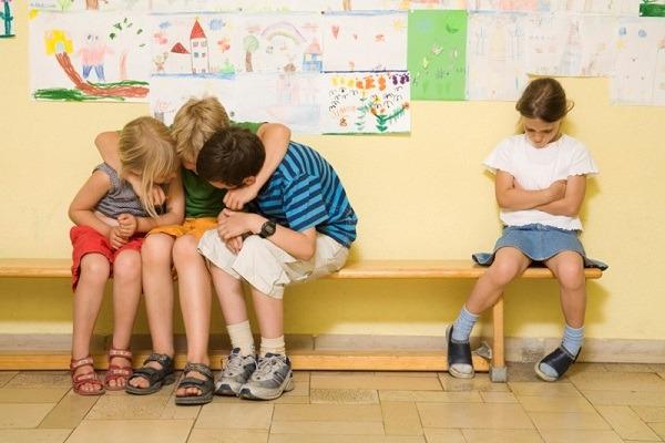 Травля в детском саду