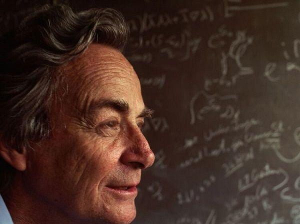 Применение техники Фейнмана