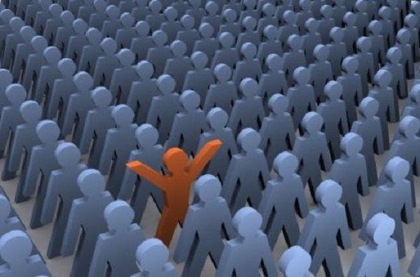 Толпа с точки зрения психологии