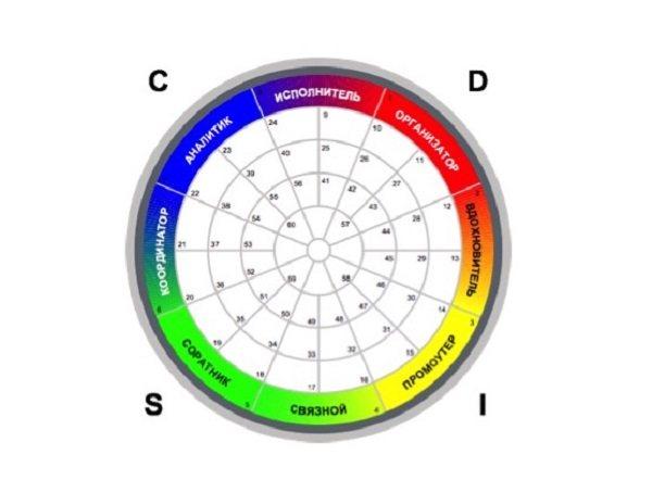 Что такое модель disc