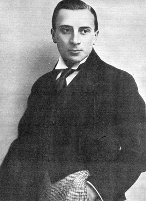 актер Иван Мозжухин