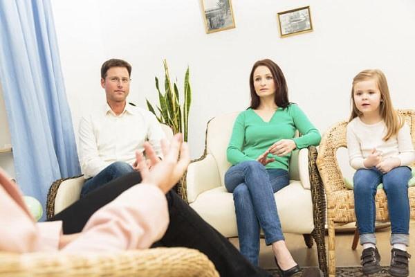 Семейные сеансы психотерапии