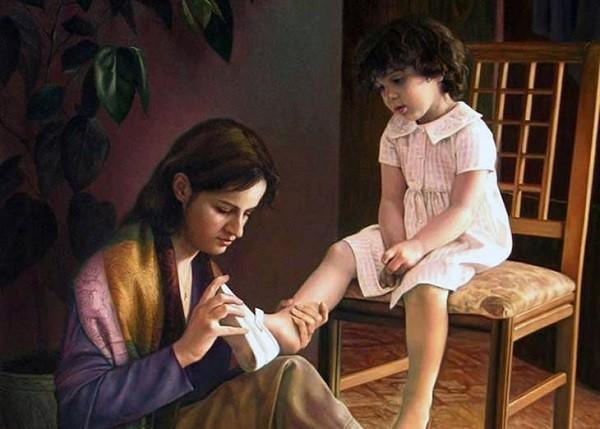 Признаки гиперзаботливых родителей