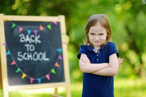 ребенок не хочет идти в школу