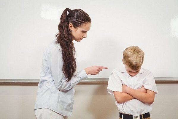 Виды школьной дезадаптации