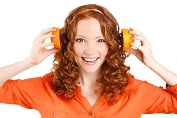 значение оранжевого цвета для женщин