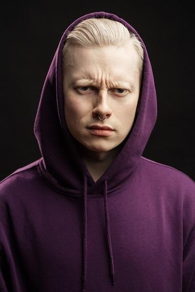 значение фиолетового цвета для мужчин