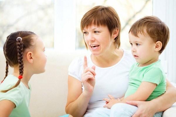 Ошибочные действия по адаптации ребенка