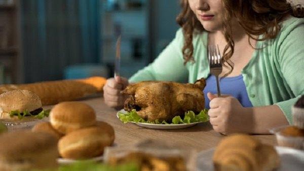 причины компульсивного переедания