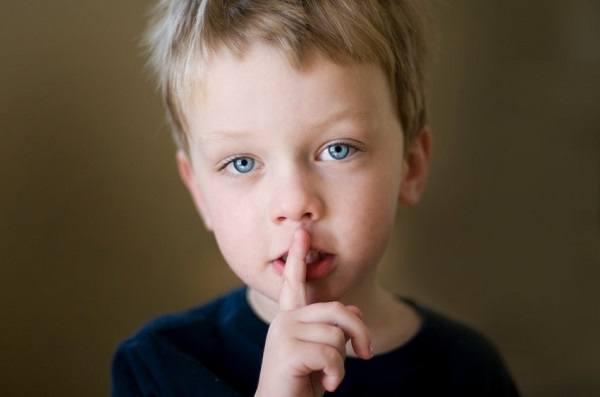 селективный мутизм у детей