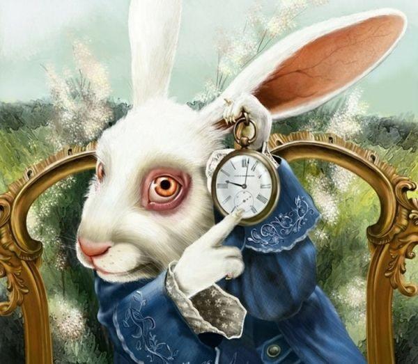 Суть синдрома белого кролика