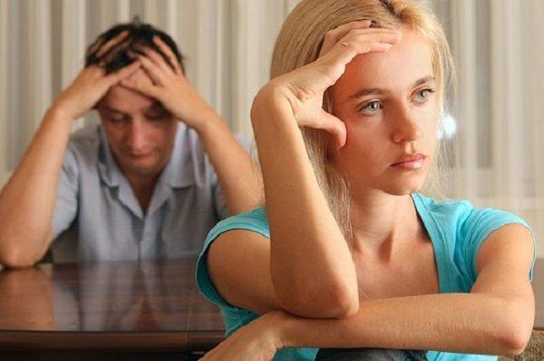 женщину унижают в отношениях