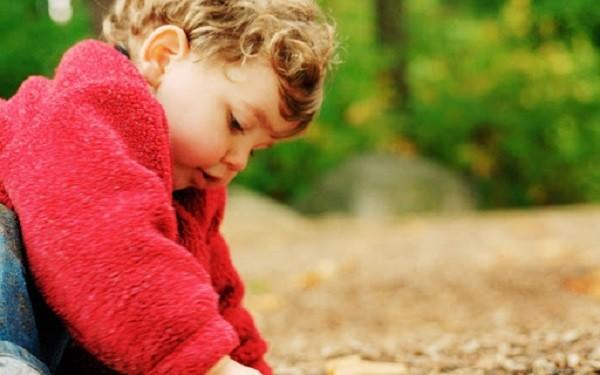 значение красного для детей