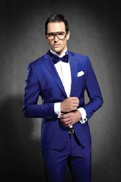 значение синего цвета для мужчин