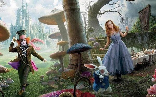 Что такое синдром Алисы в стране чудес