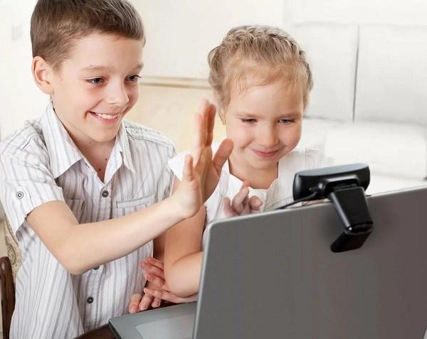 дистанционное обучение для детей