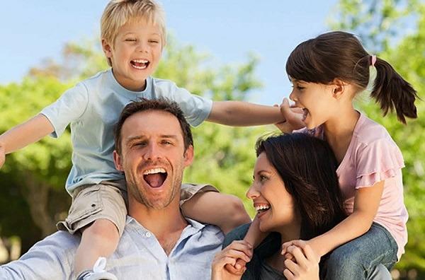 доброжелательная семья