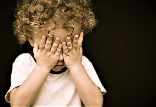 фобии у ребенка