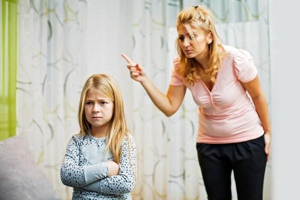 критика ребенка