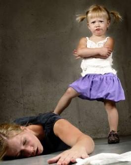Либеральный стиль воспитания детей