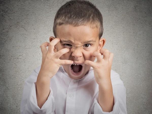 Причины аутоагрессии у ребенка