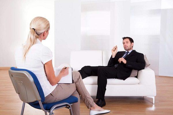 психотерапевтическая беседа