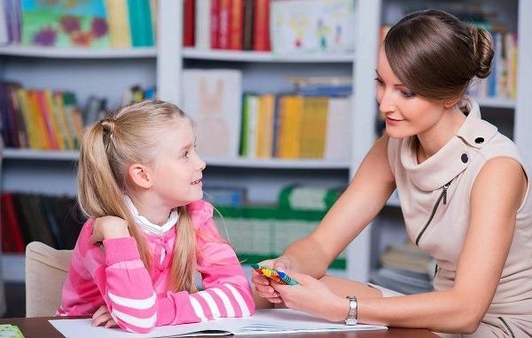 ребенок у психотерапевта