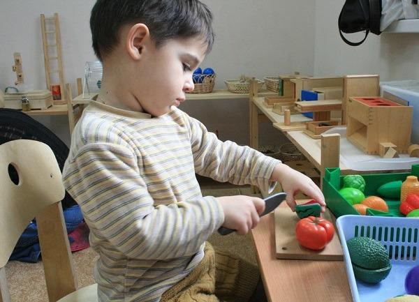 Как сделать развивающую среду для ребенка