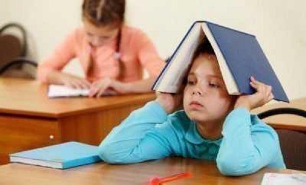 Симптомы неврастении у школьников