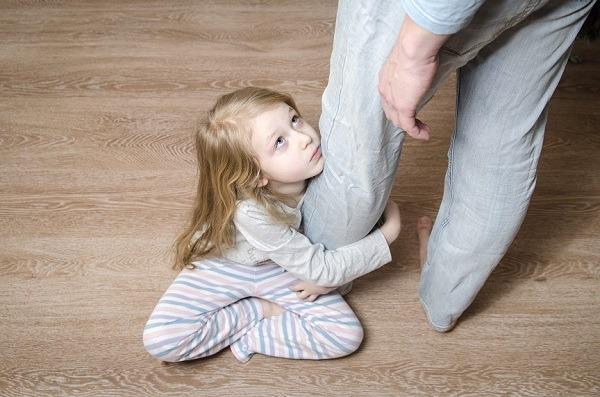 страх расстования с родителями