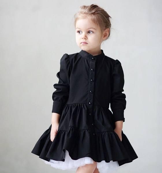 значение черного цвета для детей