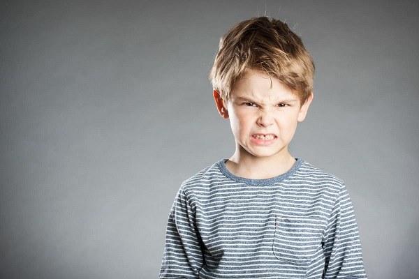 агрессивность ребенка