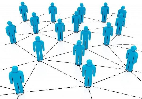 как строятся социальные связи