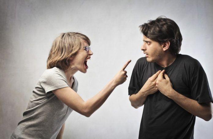 конфликтный стиль поведения